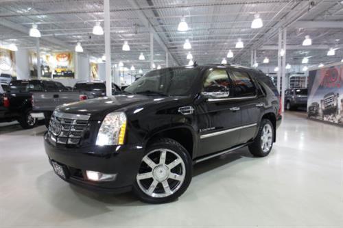Cadillac escalade 2009 occasion vendre saint eustache for Escalade interieur quebec