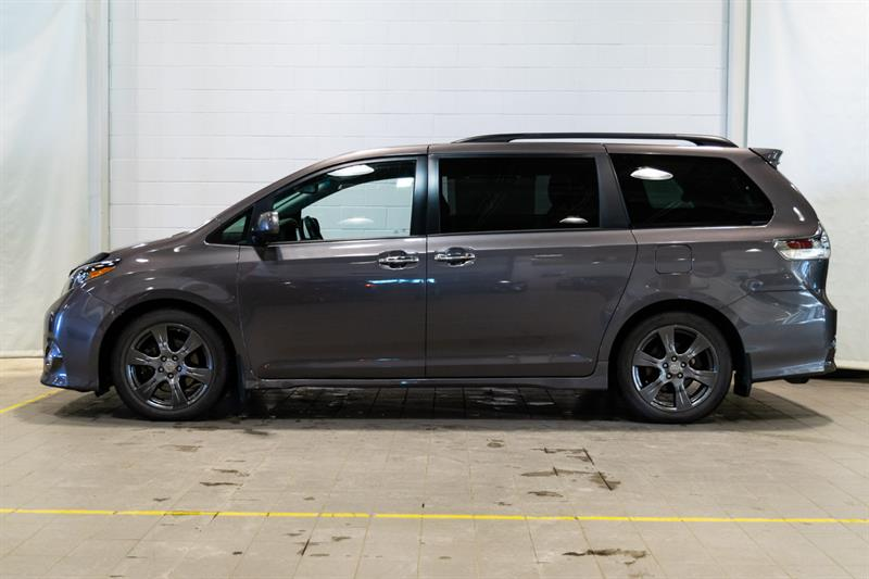 Toyota Sienna 2017 * SE/ 8 PASSAGERS * #83186A