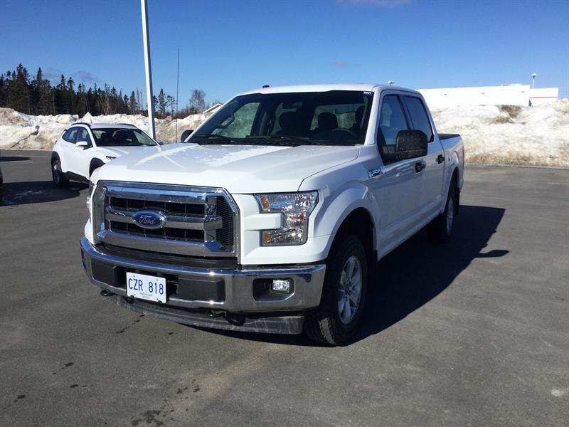 2017 Ford F-150 4WD SuperCrew #2031U
