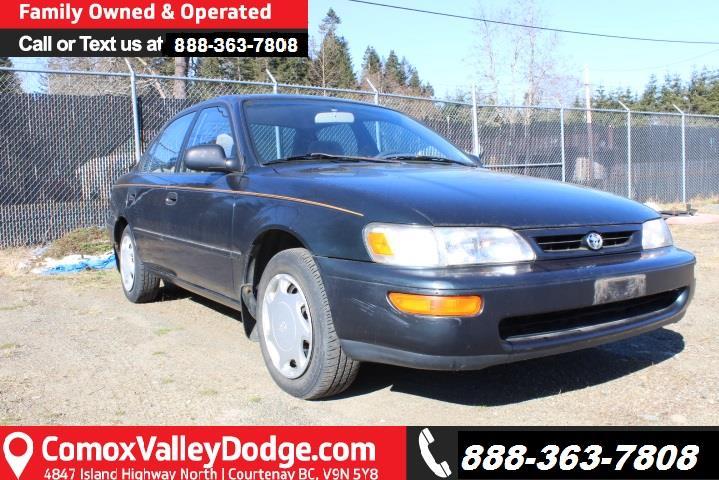 1996 Toyota Corolla DX #T233220A