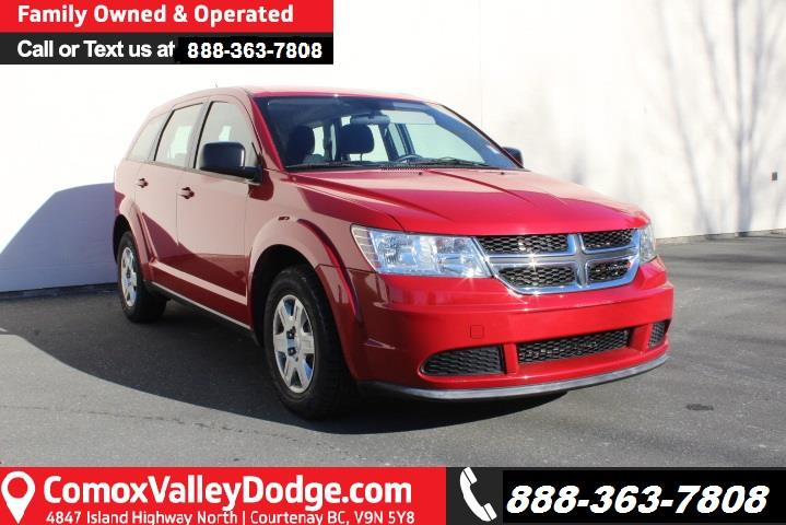 2012 Dodge Journey CVP/SE Plus #T388152
