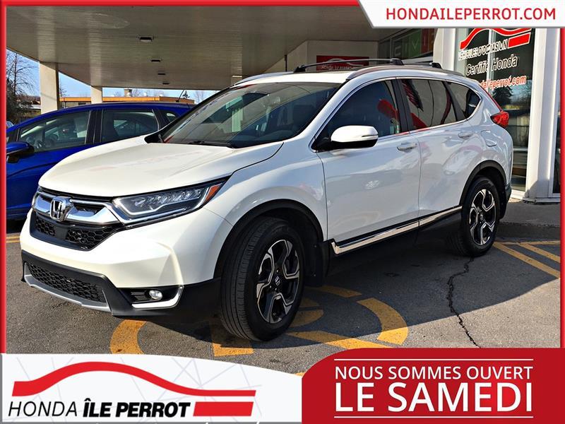 Honda CR-V 2017 AWD  TOURING , LE PLUS BAS PRIX ! #44801