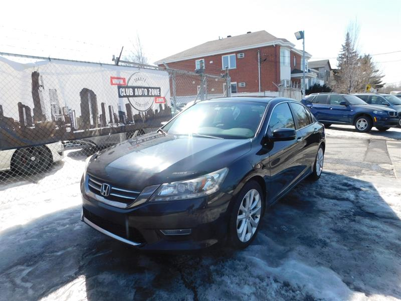 Honda Accord Sedan 2013 TOURING AUTOMATIQUE BLUETOOTH NAVIGATION #DA810394