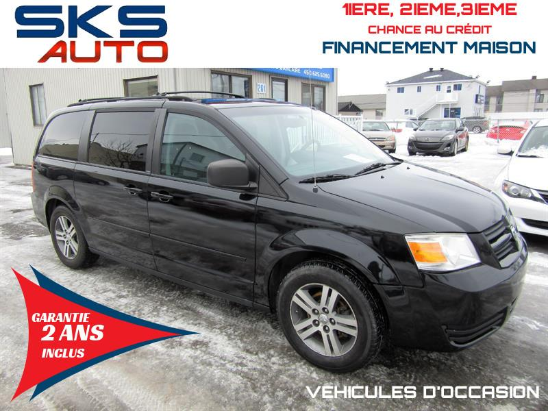 Dodge Grand Caravan 2010 STOWNGO(GARANTIE 2 ANS INCLUS)FINANCEMENT MAISON #SKS-4316-2