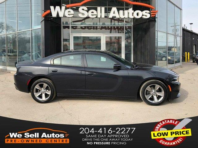 2017 Dodge Charger SXT #17DC52407