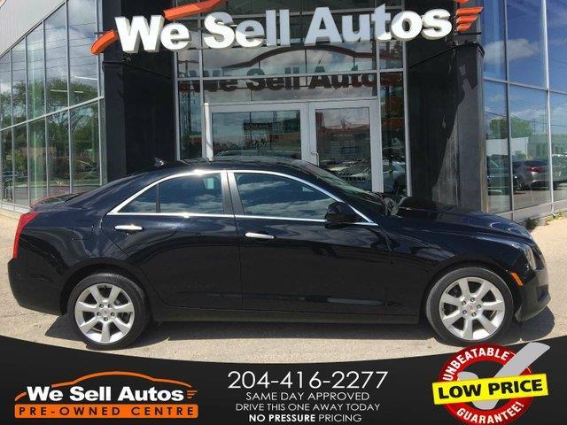 2014 Cadillac ATS AWD #14CA81616