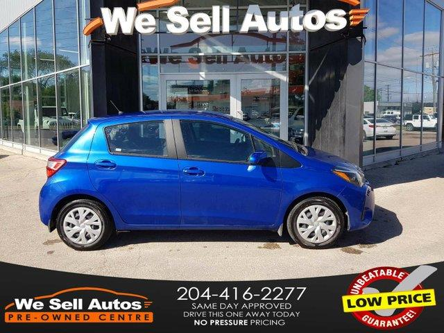 2018 Toyota Yaris Hatchback LE #18TY87731