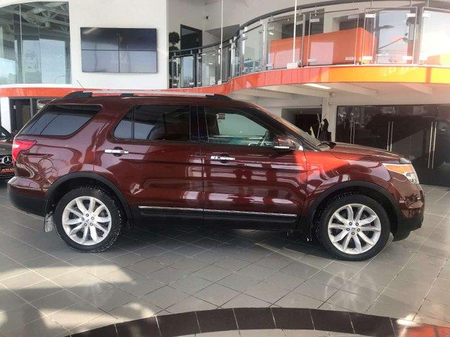 2015 Ford Explorer Limited #15FE47809