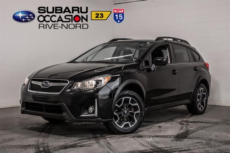 2016 Subaru Crosstrek Touring MAGS+CAM.RECUL+SIEGES.CHAUFFANTS #943774