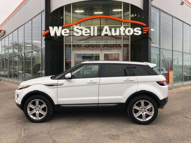 2015 Land Rover Range Rover Evoque Pure Plus #15LR64177