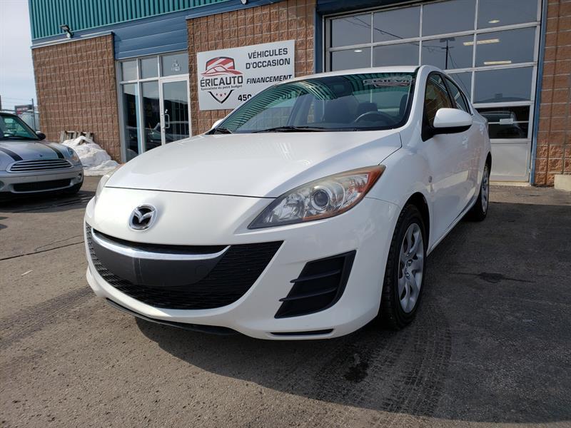 Mazda 3 2010 GX