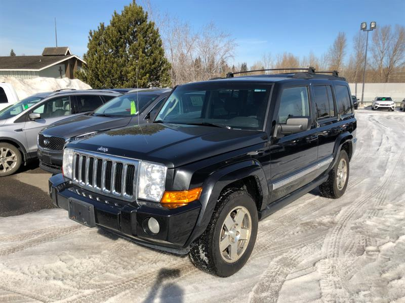 2010 Jeep Commander 4WD 4dr Sport #PG11595A