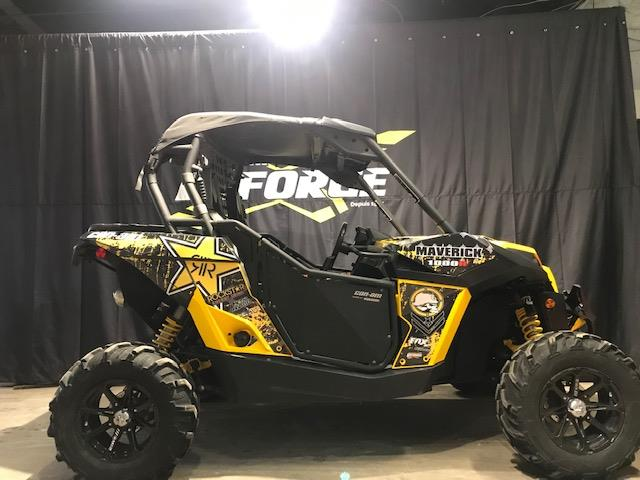 Can-am Maverick X rs 1000r 2013