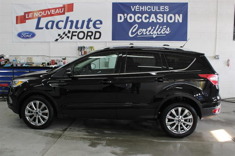 Ford Escape 2018 TITANE #L18138