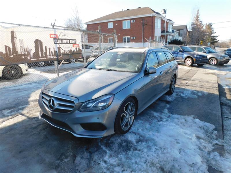 Mercedes-Benz E-Class 2014 E350 4MATIC WAGON NAVIGATION BLUETOOTH  #EA799619