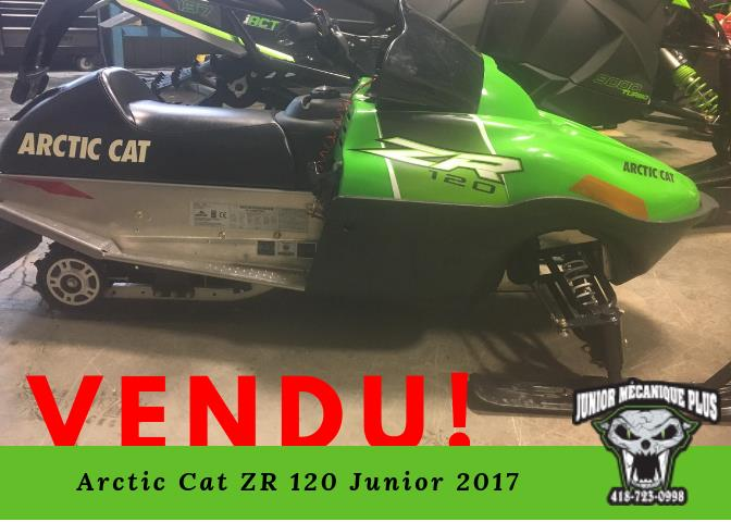 Arctic Cat ZR 120 2017