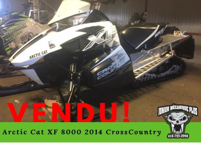 Arctic Cat XF 8000 2014