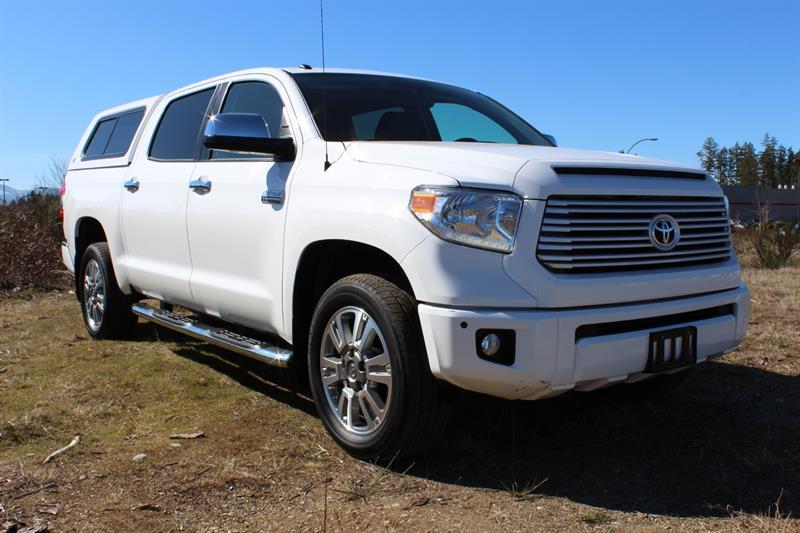2016 Toyota Tundra 4WD Crewmax 146 5.7L Platinum #12189B