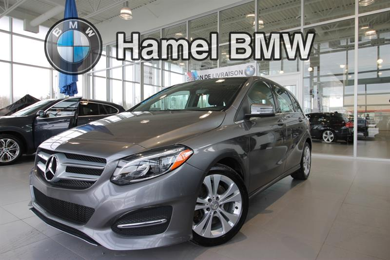 Mercedes-Benz B-Class 2016 4dr HB B 250 Sports Tourer FWD #u19-039
