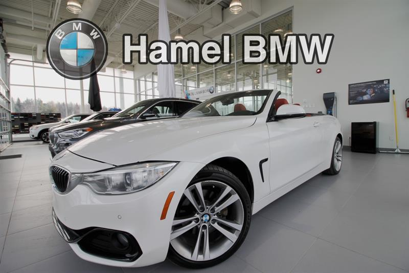 BMW 4 Series 2014 2dr Conv 428i xDrive AWD #C19-002