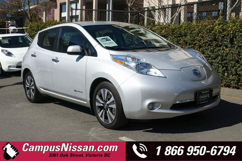 2016 Nissan Leaf | SV | FWD w/ Quick-Charge #JN3134