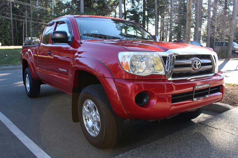 2010 Toyota Tacoma 4WD Access Cab V6 #12218B