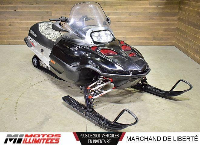 Arctic Cat Panther 660 Trail 2007
