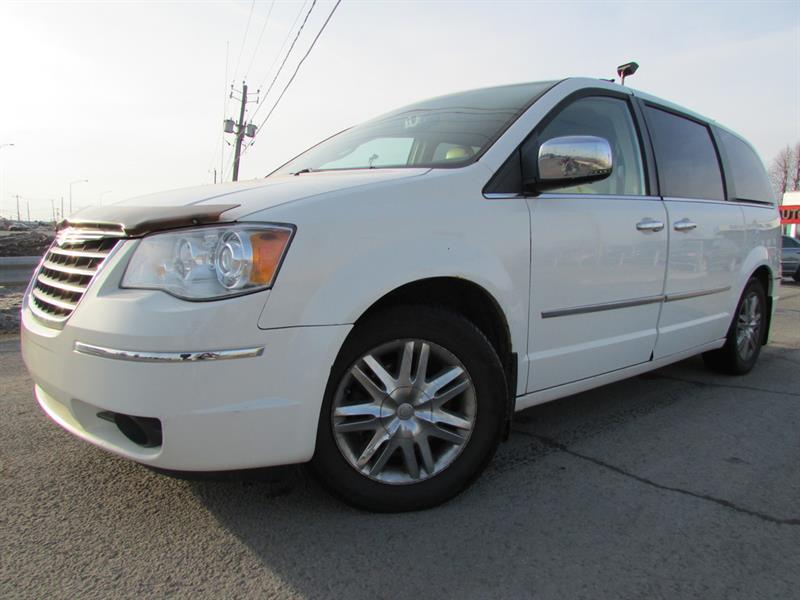 Chrysler Town & Country 2008 Limited V6 4.0L 7 PASS DVD TOIT OUVRANT!!! #4242