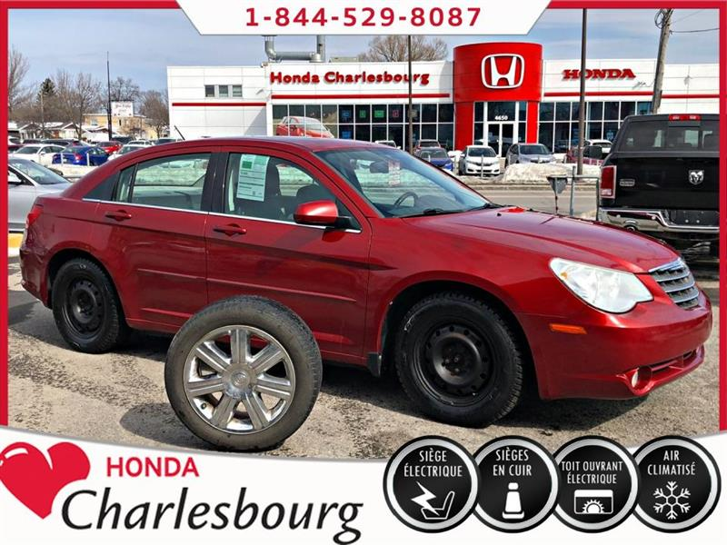 Chrysler Sebring 2010 TOURING V6 **CUIR+TOIT OUVRANT** #UE19053A