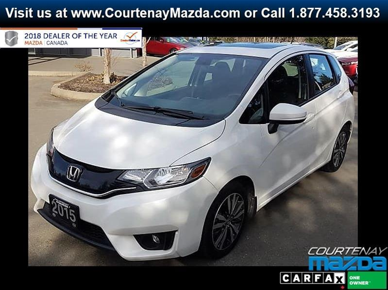 2015 Honda Fit EX CVT #P4823