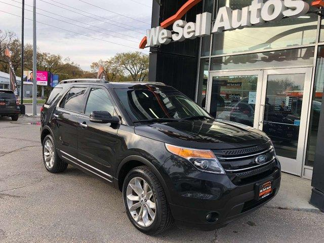 2013 Ford Explorer Limited #13FE05685