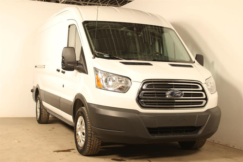Ford Transit Cargo Van 2016 T-250 Med Roof ** Allongé ** #u3691