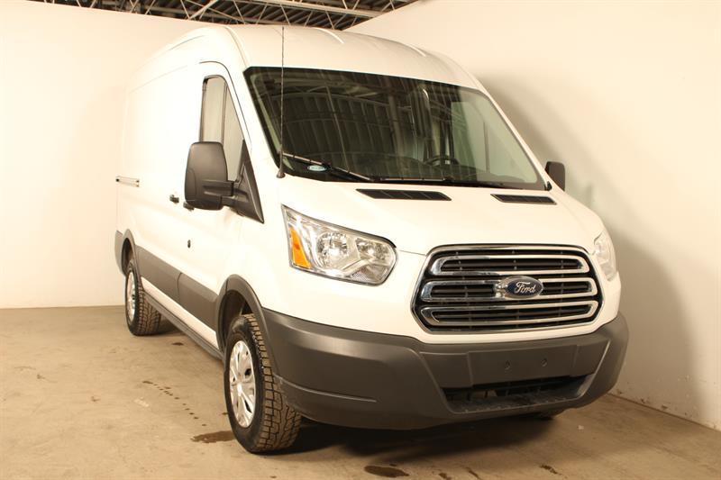 Ford Transit Cargo Van 2016 T-250 ** TOIT MOYEN ** Med Roof #u3692-Lachute