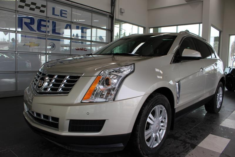 Cadillac SRX 2015 LUXURY AWD #92123