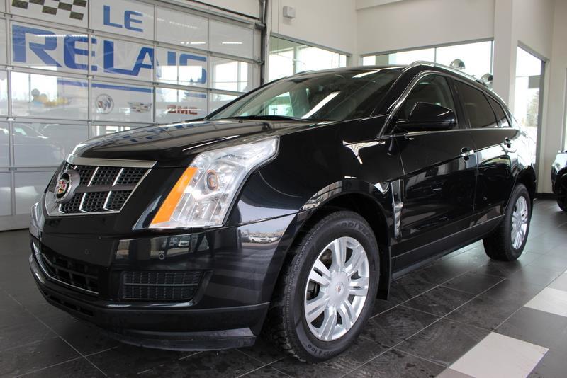 Cadillac SRX 2012 LUXURY FWD #G924070A