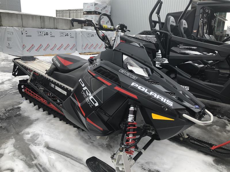 2015 Polaris PRO RMK 800
