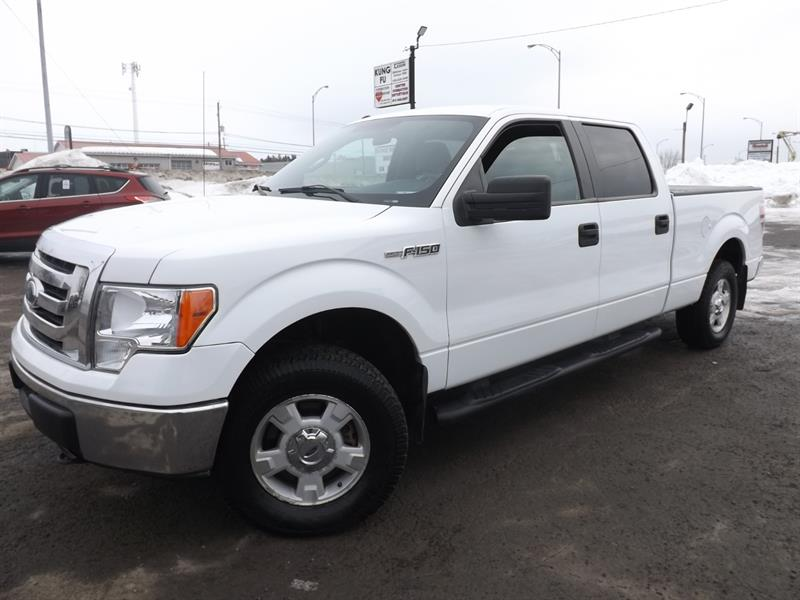 2011 Ford F-150 4WD SuperCrew XLT #903376