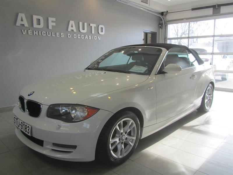 BMW 1 Series 2009  128I CABRIOLET #4431