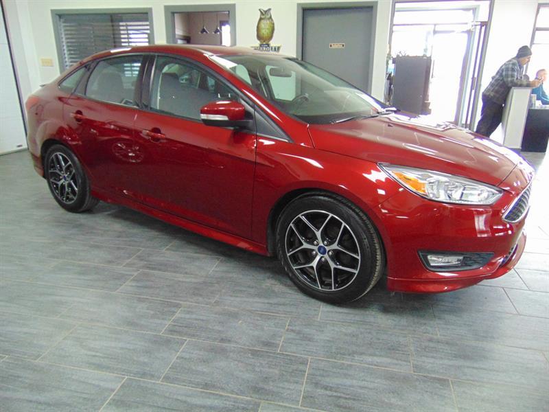 Ford Focus 2015 SE #FL265688