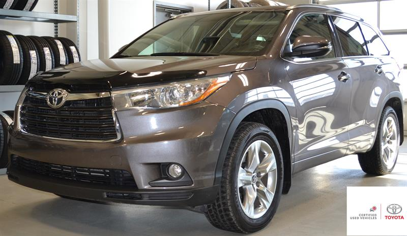 2016 Toyota Highlander AWD 4dr Limited #P1277