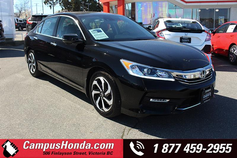 2016 Honda Accord Sedan EX-L Auto Bluetooth  #18-0774A