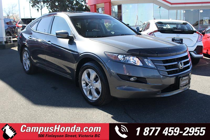 2011 Honda Accord Crosstour EX-L HB 4WD Navi Bluetooth #19-0362A