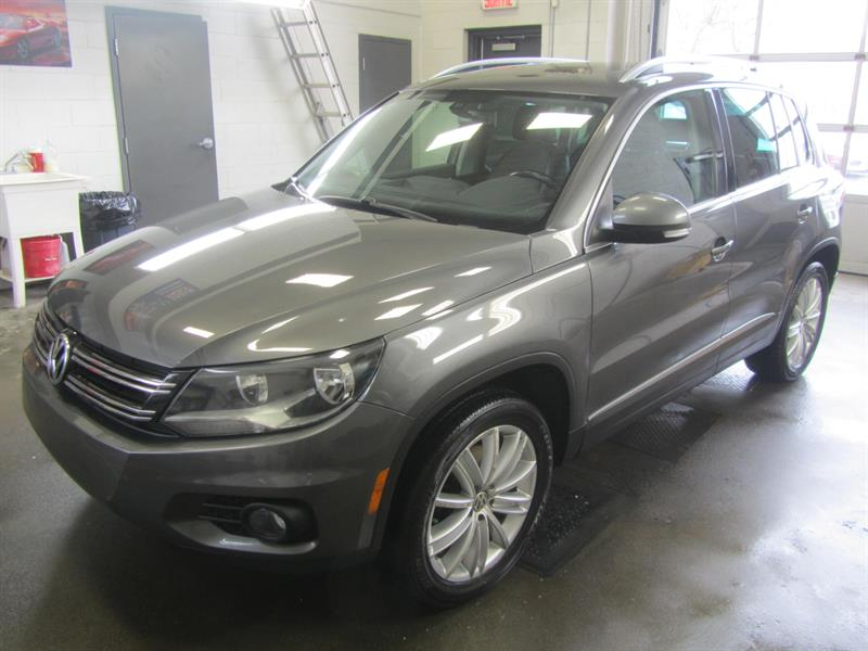 Volkswagen Tiguan 2013 4 MOTION HIGHLINE EDITION #4434