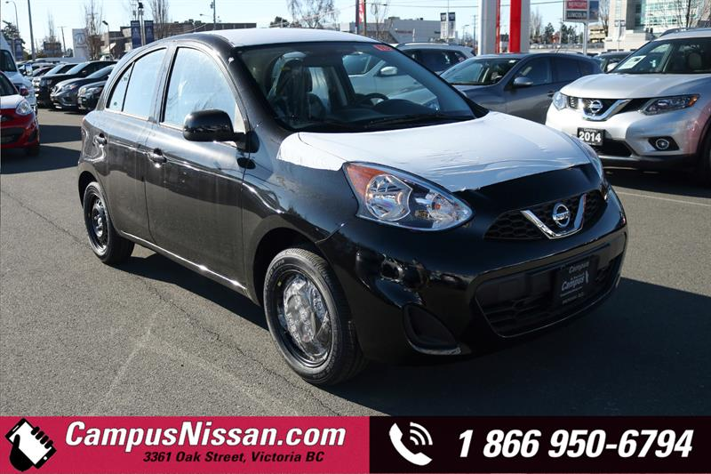 2019 Nissan Micra SV FWD #9-A170-NEW