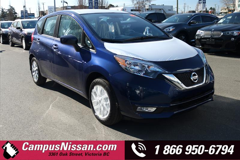 2019 Nissan Versa Note SV FWD w/ Special Edition Package #9-B165