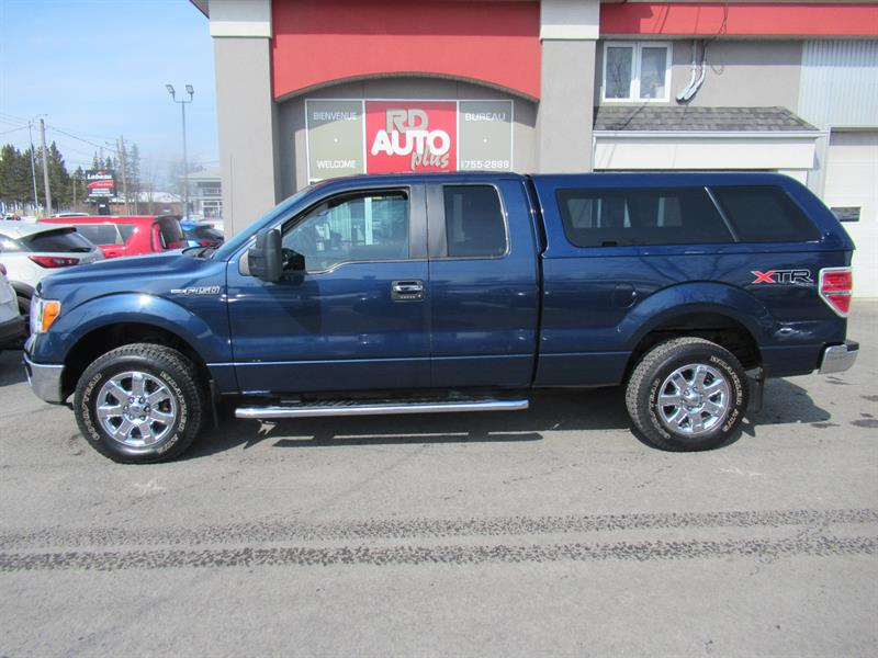 Ford F-150 2013 4WD SuperCab 145 #10288