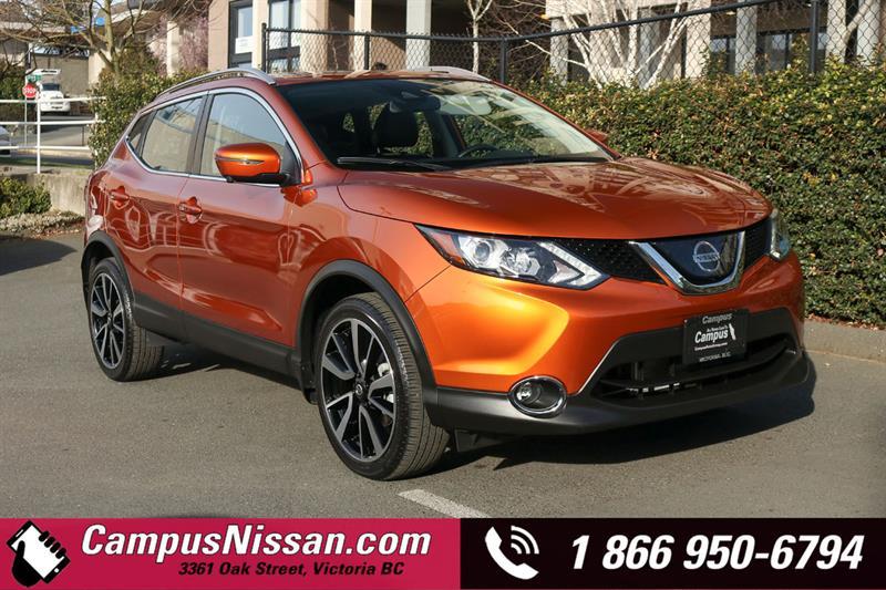 2018 Nissan Qashqai | SL | AWD w/ Platinum Package #9-T129A