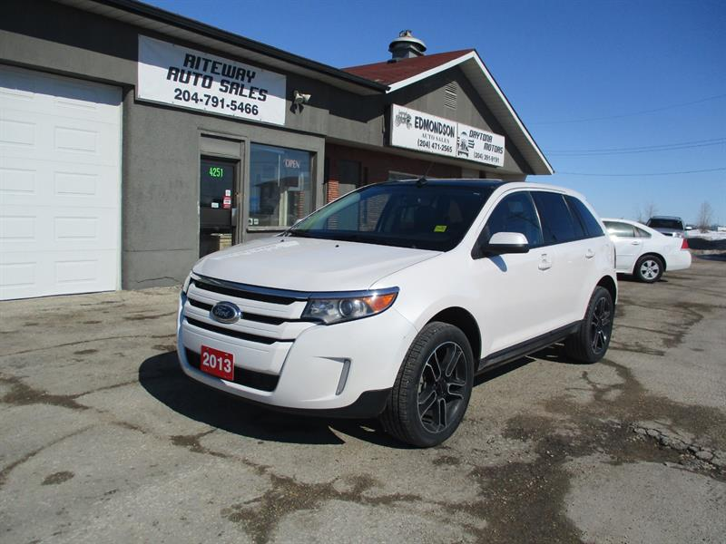 2013 Ford EDGE 4dr SEL AWD #595978