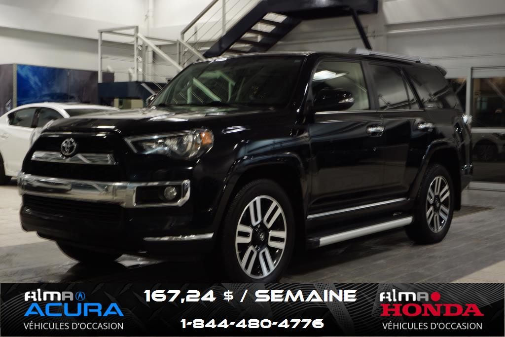 Toyota 4Runner 2016 LIMITED - TRÈS PROPRE #C951