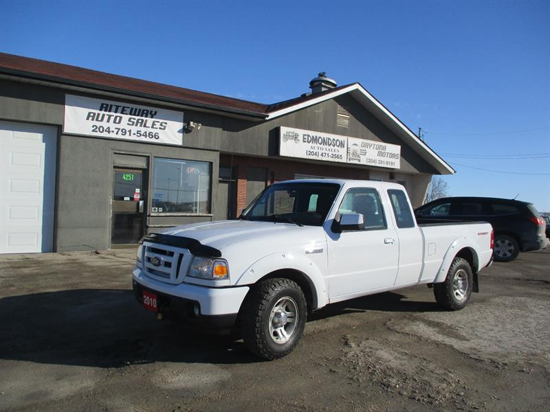 2010 Ford Ranger 2WD SuperCab 126 #2905